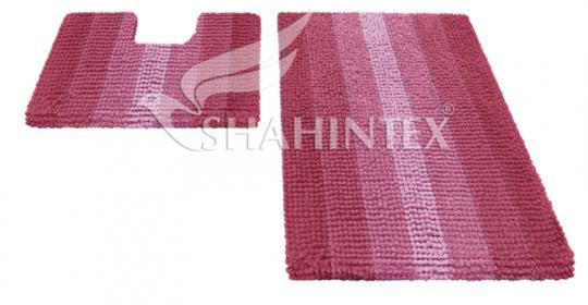 Набор ковриков для ванной Shahintex MULTIMAKARON