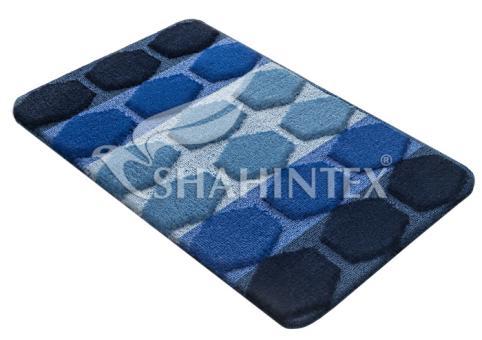 Коврик для ванной Shahintex PP MIX 4К